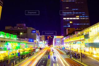 新宿駅南口の写真・画像素材[2123670]