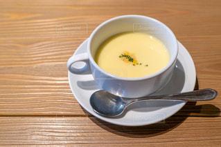 コーンスープの写真・画像素材[2323260]