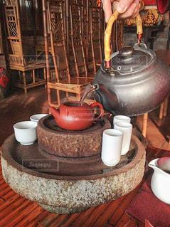 台湾茶の写真・画像素材[2364033]