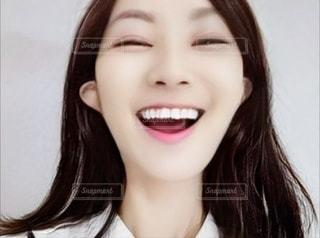 笑顔の女性の写真・画像素材[3526737]