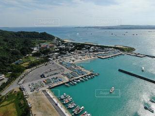 浜比嘉島の写真・画像素材[2144165]
