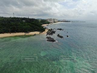 沖縄の綺麗な海の写真・画像素材[2286010]