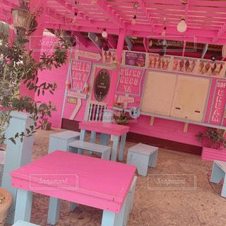 ピンクぴんくピンクの写真・画像素材[2125447]