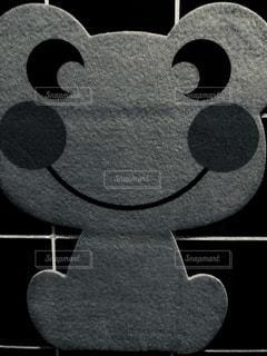 ロゴのクローズアップの写真・画像素材[2141792]