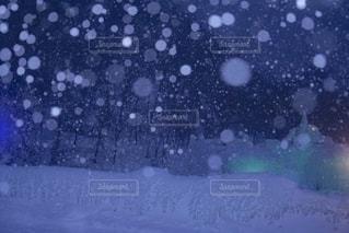 雪景色の写真・画像素材[2770907]