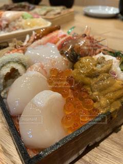豪華!贅沢!海鮮丼2の写真・画像素材[4164211]