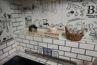 キッチンコーナーの写真・画像素材[2640571]