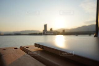 海の仕事場の写真・画像素材[2127222]