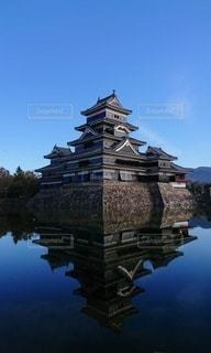 松本城の写真・画像素材[2639352]