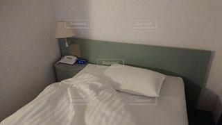 シングルルームの写真・画像素材[2643463]