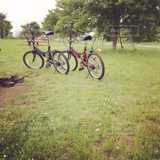 自転車の写真・画像素材[2656903]