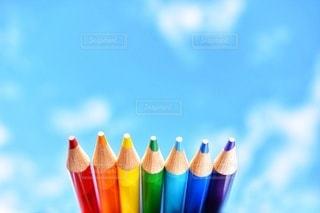虹色のイメージの写真・画像素材[2153903]