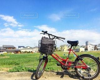 自転車の写真・画像素材[81494]
