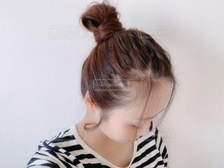 夏髪の写真・画像素材[2149420]