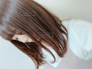 艶髪の写真・画像素材[2149422]