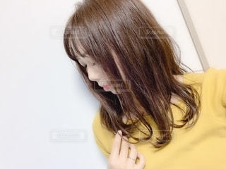 サロンモデルをさせてもらった♡の写真・画像素材[2243025]