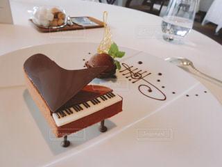 ピアノショコラの写真・画像素材[2128361]