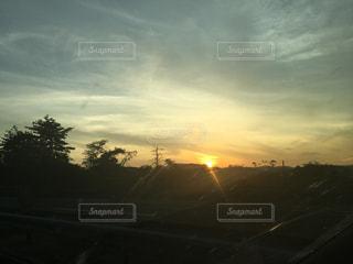 日の出の写真・画像素材[2659693]