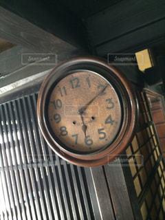 時計の写真・画像素材[157294]