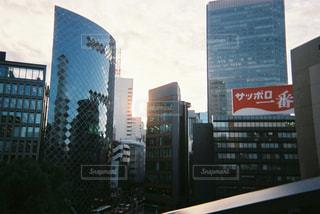 赤坂のビル達の写真・画像素材[2133322]