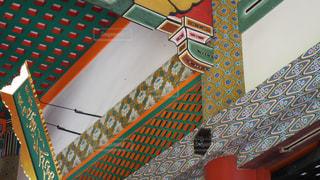 神社の模様の写真・画像素材[2133556]