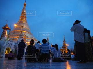ヤンゴンの写真・画像素材[2140163]