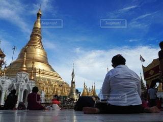 ヤンゴンの写真・画像素材[2140164]