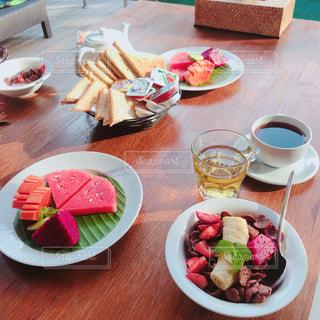 朝食の写真・画像素材[2134071]