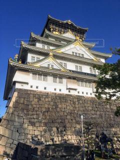 大阪城天守閣の写真・画像素材[2135281]