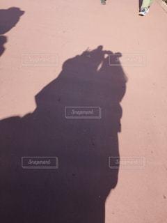 影の写真・画像素材[2136342]
