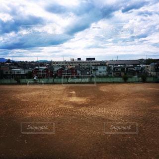 学校の空の写真・画像素材[2437782]