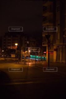 夜の写真・画像素材[2150047]