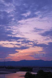朝焼けの写真・画像素材[2150054]