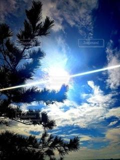 海近くで会えた空の写真・画像素材[2489096]