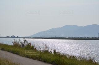 湖の写真・画像素材[2137336]