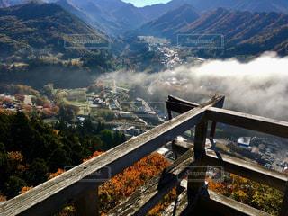 山の景色の写真・画像素材[2139965]