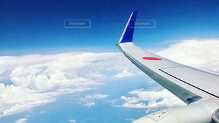 機窓の写真・画像素材[2148069]