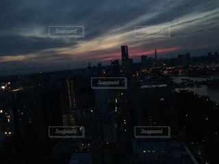 空の写真・画像素材[92738]