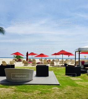 リゾートホテルビーチクラブの写真・画像素材[2144691]