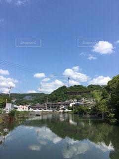 池の写真・画像素材[2146035]