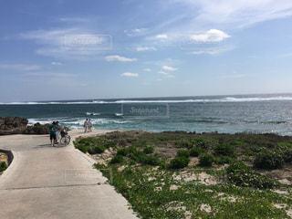 沖縄の海の写真・画像素材[2146978]