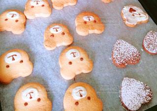 手作りクッキーの写真・画像素材[2165787]