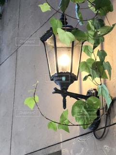 街灯の写真・画像素材[2471614]