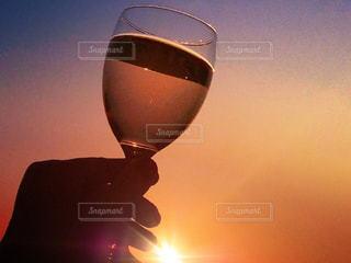 乾杯の写真・画像素材[2696670]