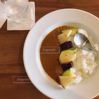野菜カレーの写真・画像素材[2290601]