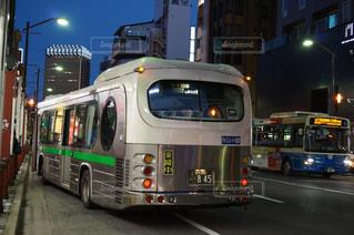 バスの写真・画像素材[2162811]