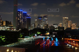 夜景の写真・画像素材[2237953]