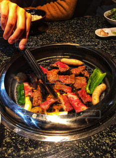 焼き肉の写真・画像素材[2252960]