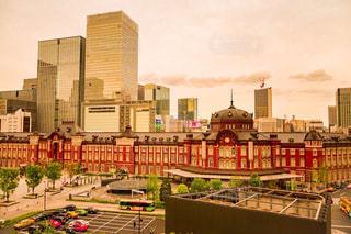 東京駅の写真・画像素材[2168503]