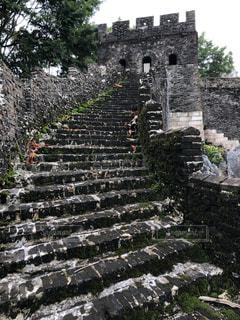 深セン ミニチャイナの万里の長城のミニチュアの写真・画像素材[2153894]